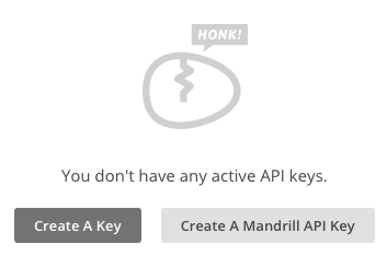 mailchimp API key per Gravity Forms